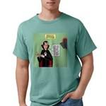 Dracula Spokesperson Mens Comfort Colors® Shirt