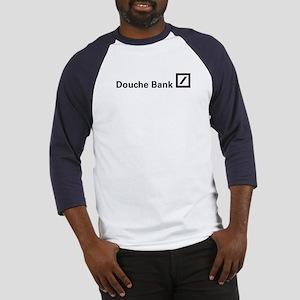 Douche Bank (Black) Baseball Jersey