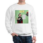 Dracula Spokesperson Sweatshirt
