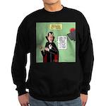 Dracula Spokesperson Sweatshirt (dark)