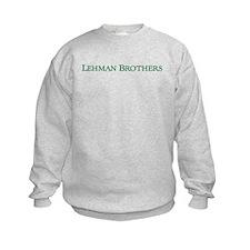 Lehman Brothers Kids Sweatshirt