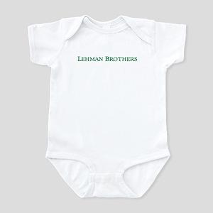 Lehman Brothers Infant Bodysuit
