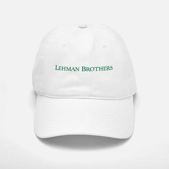 Lehman Brothers Baseball Baseball Cap