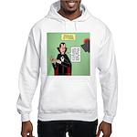 Dracula Spokesperson Hooded Sweatshirt