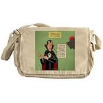 Dracula Spokesperson Messenger Bag