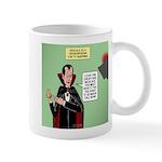 Dracula Spokesperson 11 oz Ceramic Mug