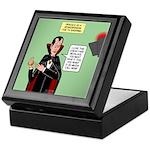 Dracula Spokesperson Keepsake Box