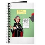Dracula Spokesperson Journal