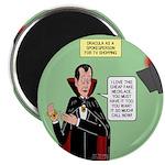 Dracula Spokesperson Magnet