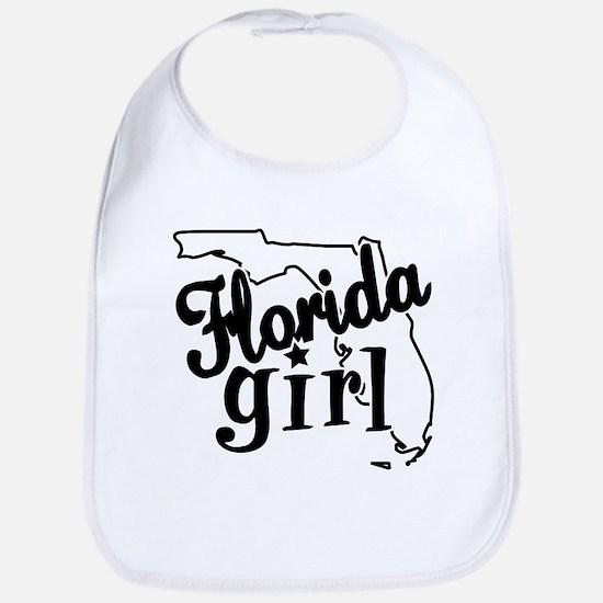 Florida Girl Bib