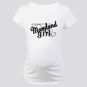 Maryland Girl Maternity T-Shirt