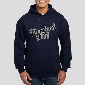 Maryland Girl Hoodie (dark)