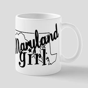 Maryland Girl Mug