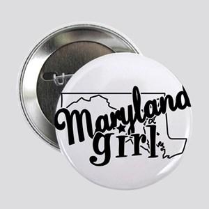 """Maryland Girl 2.25"""" Button"""