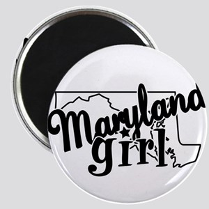Maryland Girl Magnet