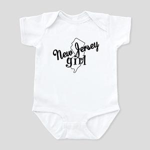 New Jersey Girl Infant Bodysuit