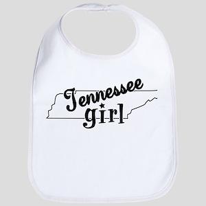 Tennessee Girl Bib