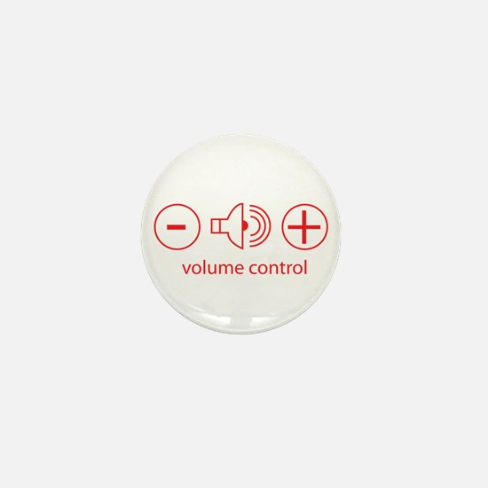 Volume Control Mini Button