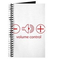 Volume Control Journal