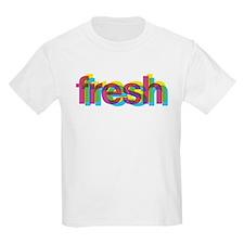 Fresh (CMYK) Kids Light T-Shirt