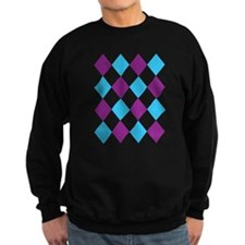 Argyle Sweatshirt (dark)