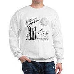 Science and Religion Sweatshirt
