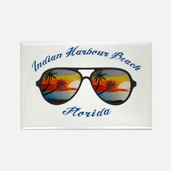 Florida - Indian Harbour Beach Magnets