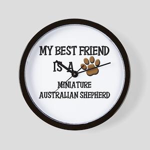 My best friend is a MINIATURE AUSTRALIAN SHEPHERD