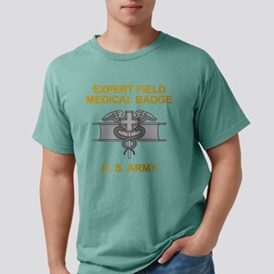 Army-Expert-Field-Medical-Badge-Blac T-Shirt