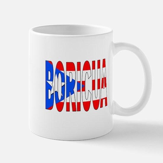 Boricua Mug
