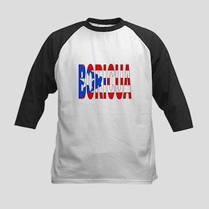 Boricua Kids Baseball Jersey