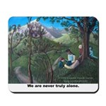 Mousepad - children in nature