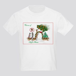 Toggenburg Season's Greetings 2005  Kids T-Shirt