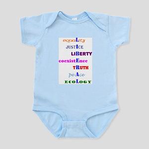 I am Liberal Infant Creeper
