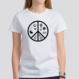 Peaceful Coexistence Women's T-Shirt