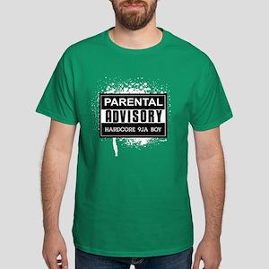 Hardcore 9ja boy Dark T-Shirt