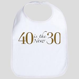 40 is the new 30 Bib