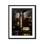 Angel #265 : Framed Panel Print