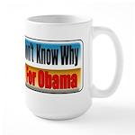 Admit It! Large Mug