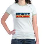 Admit It! Jr. Ringer T-Shirt