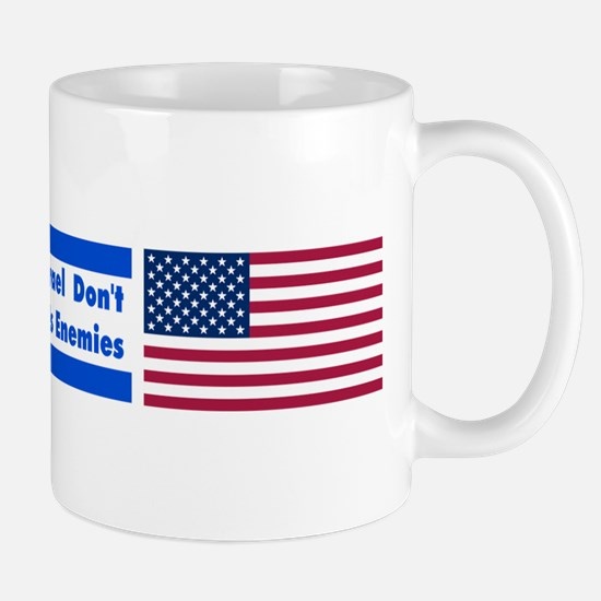 Don't Shackle Israel Mug