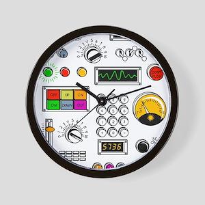 Robot Me! Wall Clock