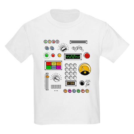Robot Me! Kids Light T-Shirt