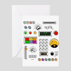 Robot Me! Greeting Card