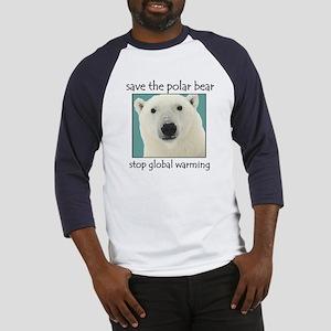 Polar bear Baseball Jersey