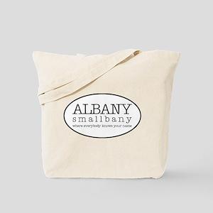 smAlbany - Tote Bag