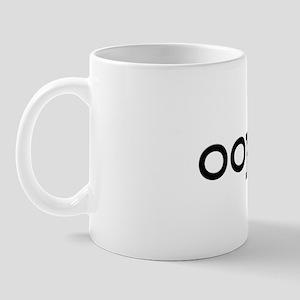 oops. Mug