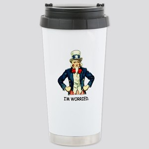 And you should be too Stainless Steel Travel Mug