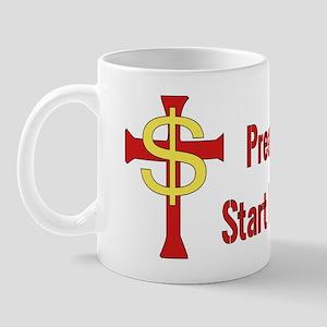 Tax Political Churches Mug