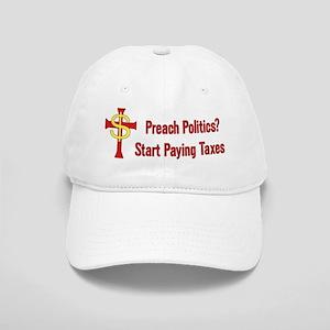Tax Political Churches Cap